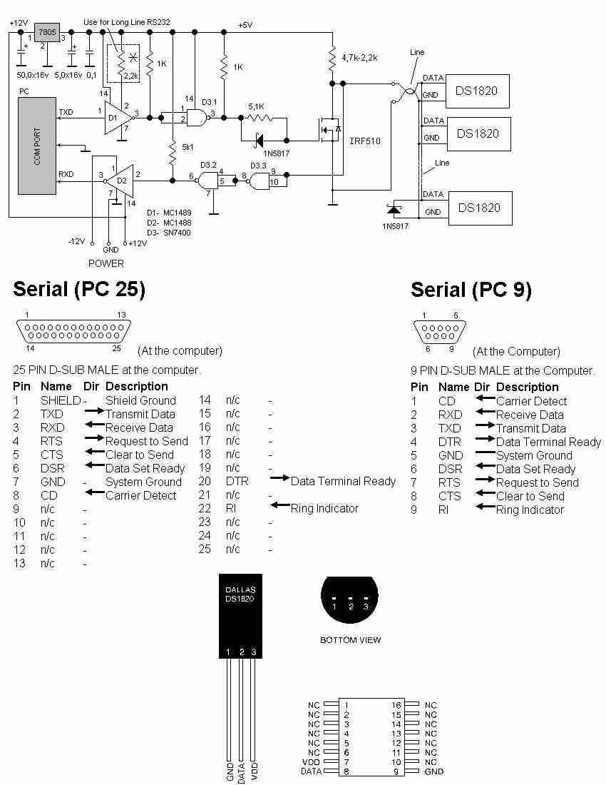 Схема 2 собрана на микроконтроллере
